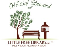 Little Free Library Stewart